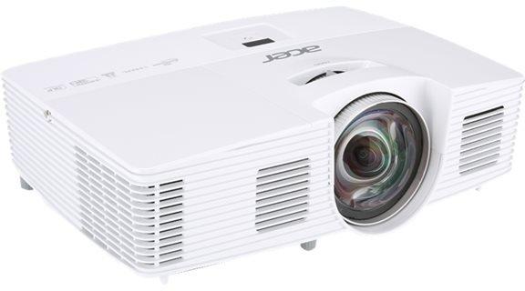 Acer S1283Hne 3100 Lumen XGA Short Throw DLP 3D Projector
