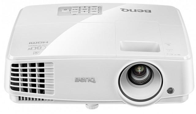 BenQ MW529 WXGA 3D DLP Eco Friendly Multimedia Projector