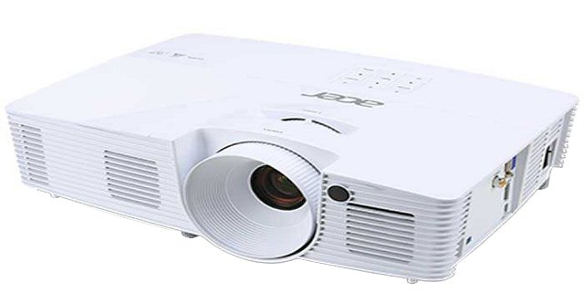 Acer X127H XGA Resolution 3600 Lumens DLP 3D Projector