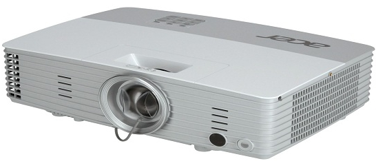 Acer P5327W DLP WXGA 3D 4000 Lumens Multimedia Projector