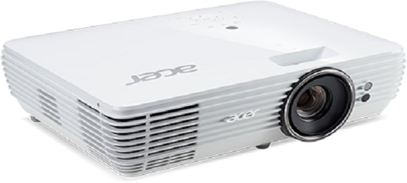 Acer H7850 DLP 4K UHD 3,000 Lumens Home Cinema Projector
