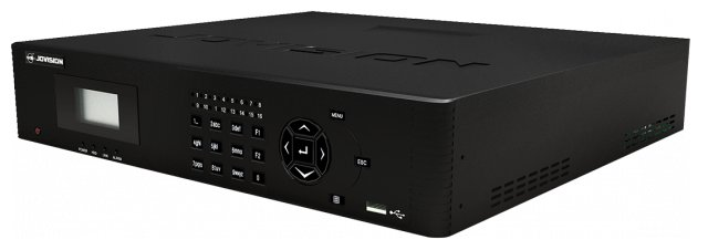 Jovision JVS-ND9164-HZ 64 Channel 5MP Access NVR System