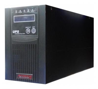 Power Guard 3KVA 8-Pcs Battery Pack Online UPS