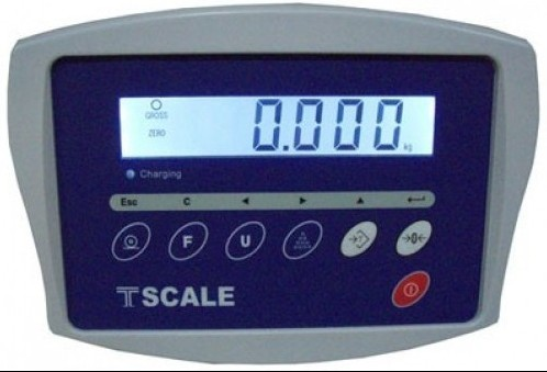 T-Scale KW-3040 100KG Capacity 16.5mm Display Weight Scale
