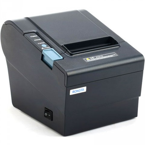 Rongta RP80IV-US-G 250 mm/sec Hi-Speed POS Thermal Printer