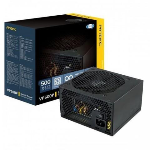 Antec VP500PC EC 500 Watt 85% Efficiency Power Supply Unit