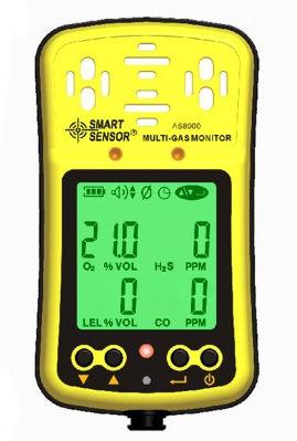 Smart Sensor AS8900 Hi-Sensitivity Gas Combustible Detector