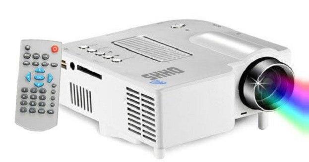 Unic UC28 400ANSI Lumens Portable HD Mini Projector