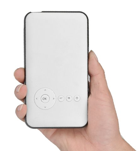 Vivicine M6 Android OS Wi-Fi Portable Pocket Projector