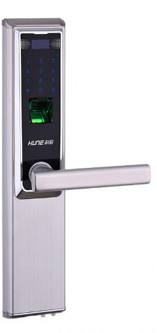Hune 918 60f 12 Kds Touch Keypad Fingerprint Door Lock
