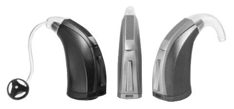 Starkey Muse 1200 BTE/CIC Noise Control Hearing Aid Machine