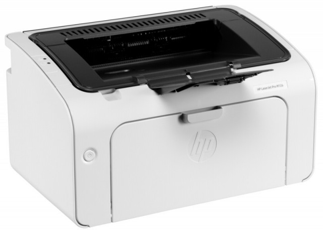 HP LaserJet Pro M12a 18 PPM Monochrome Laser Printer