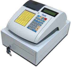 Paswa CRDMX Double Printer Electronics Cash Register Machine