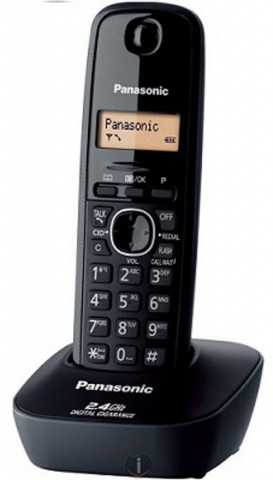 Panasonic KX-TG3411 Digital Cordless Landline Phone