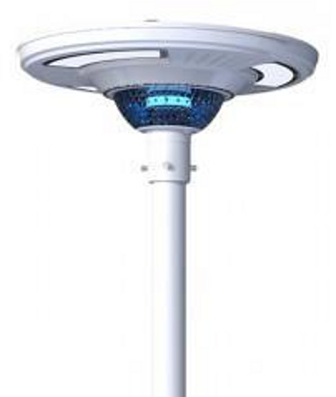 High Lumen All-In-One ELS-30 Solar LED Street Light
