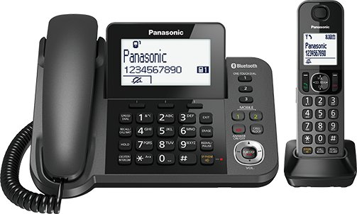 Panasonic KX-TGF380M Link 2-Cell Bluetooth Landphone