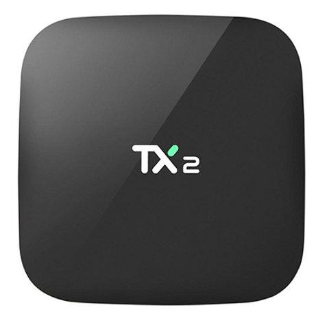TX2 R2 4K 2GB RAM 16GB ROM WiFi Android 6.0 Smart TV Box