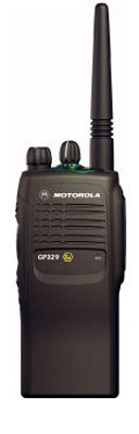 Motorola GP-328 Two Way Radio 16 Channel Walkie Talkie
