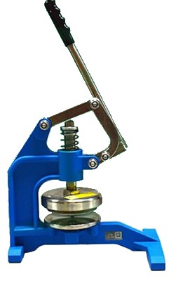 Hand Press Cu 268 Hydraulic Cutter With Round Blade Knife
