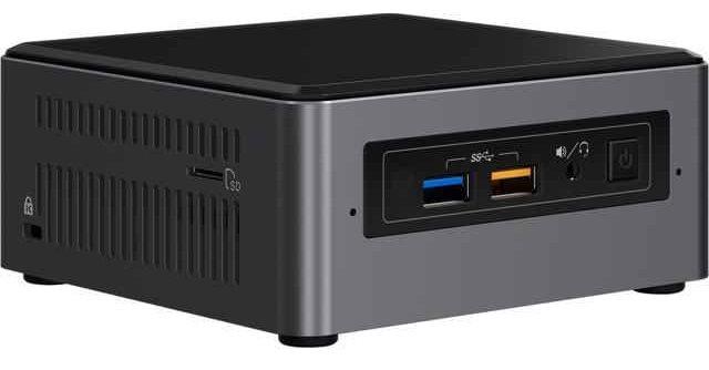 Intel NUC Kit NUC7i3BNH Core i3 7th Gen 32GB RAM Mini PC