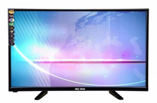 Sky View 43 Inch Hdmi Usb 4k Ultra Hd Led Television