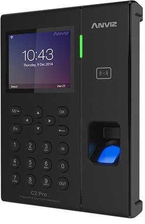 Anviz C2-Pro Biometric Fingerprint Reader Access Control