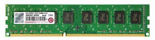 Transcend 2GB DDR3 1333MHz Desktop PC RAM