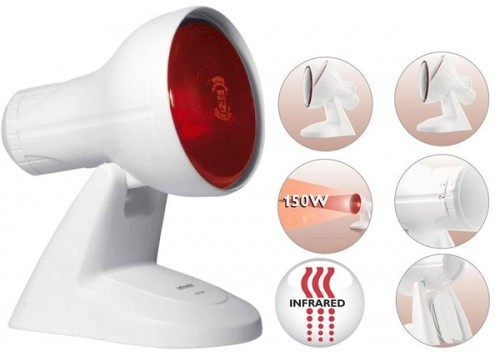 Philips IRR Lamp Massager Relief Mascular Pain / Common Cold