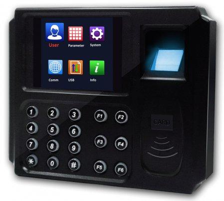 Hundure HTA-500PEF Fingerprint Reader Time Attendance System