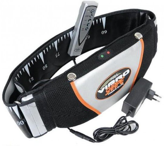 Vibro Shape Elliptic Oscillation Slimming Belt