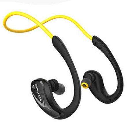 Awei A880bl Wireless Sport Ear Hook Bluetooth Headphone Price In Bangladesh Bdstall