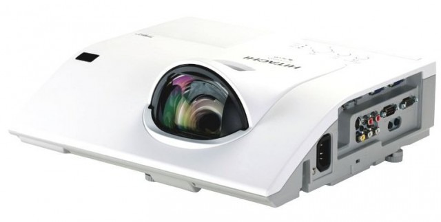 Hitachi CP-CX301WN 3100 Lumens Multimedia LCD Projector