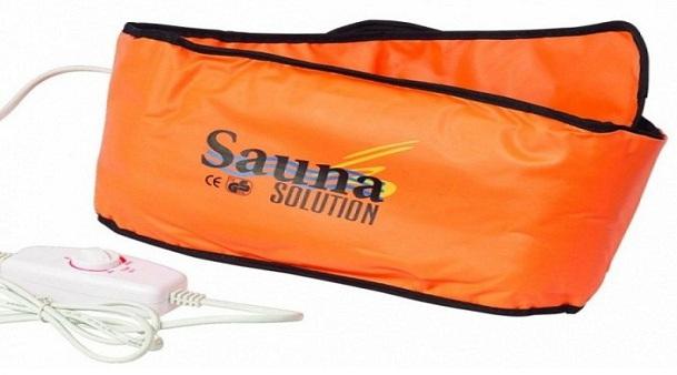 Sauna Slimming Solution Belt