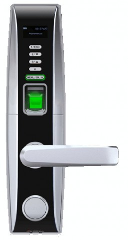 Zkteco L400 Biometric Fingerprint Reader Door Lock System