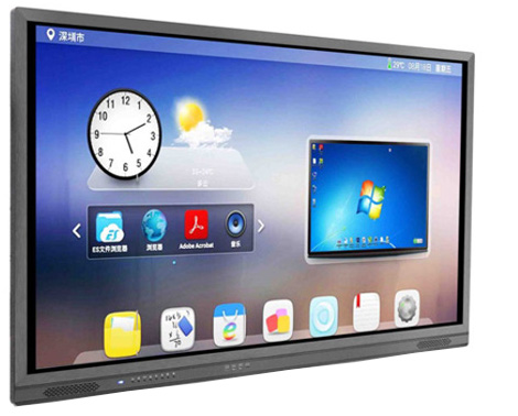 Riotouch GT65 Touchscreen LED Conference Room Display PC