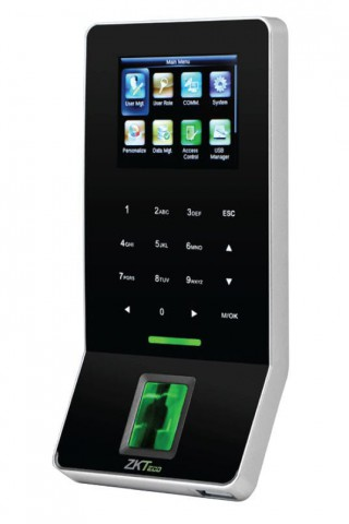 Zkteco F22 Biometric Time Attendance Wi Fi Access Control
