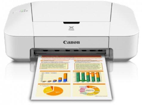 Canon Pixma iP2870 Hi-Speed USB 8 IPM Color Inkjet Printer