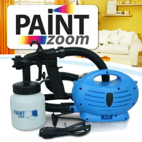 Paint Zoom Electric Paint Sprayer