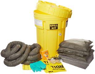 Universal 33 Gallon Drum Overpack Spill Kit