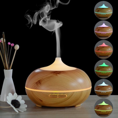 Ultrasonic Aroma Diffuser/ Air Humidifier/ Purifier