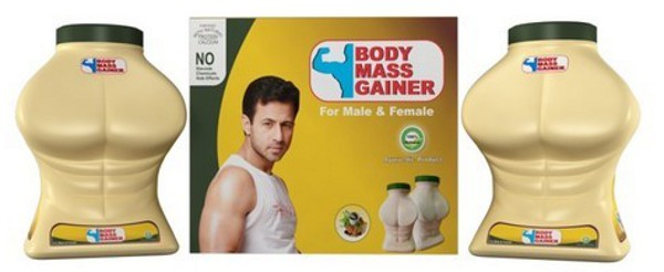 Body Mass Gainer and Muscle Builder
