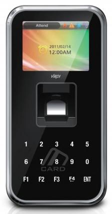 Virdi AC 5000 Plus PoE Biometric Access Control System