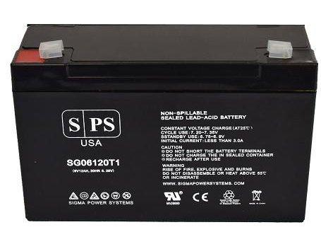 UPS Battery Non Spillable 7.5 mAh Sealed Lead-Acid