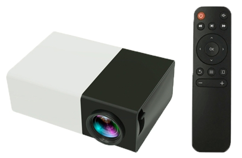Speed Data YG-300 Portable Multimedia Mini LCD Projector