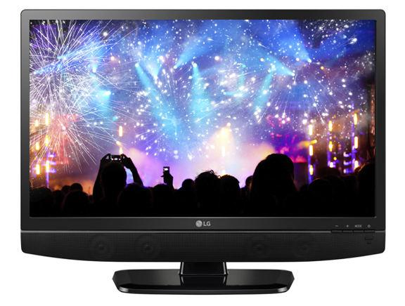 LG 24MT48 Full HD 24 Inch Multi System LED Television