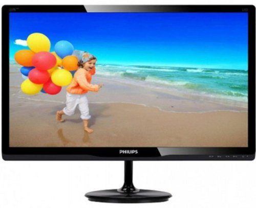 Philips 224E Bezel-Less 21.5 Inch Full HD IPS LED Monitor