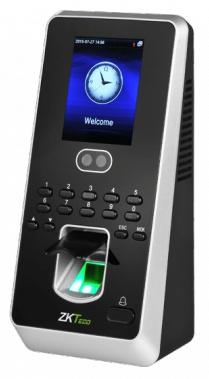 Zkteco Multibio 800 H Access Control Time Attendance