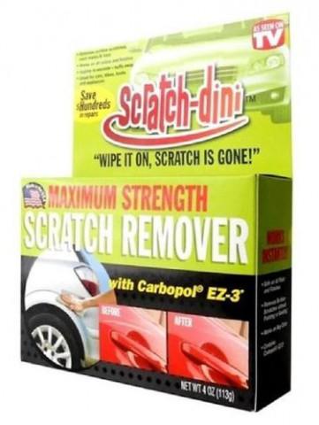 Scratch-dini Maximum Strength Auto Scratch Remover