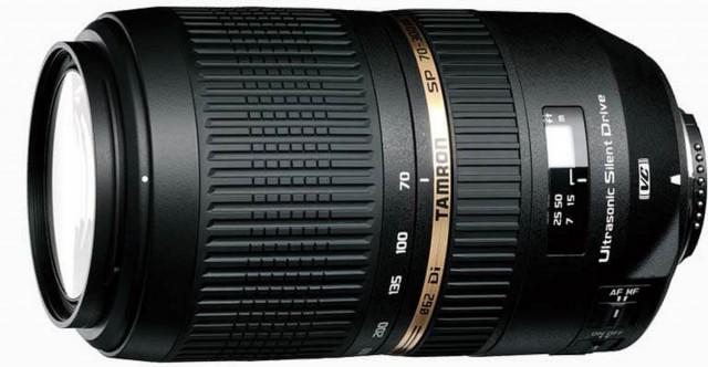 Tamron 70-300mm f/4-5.6 Di VC USD LD Macro Camera Lens