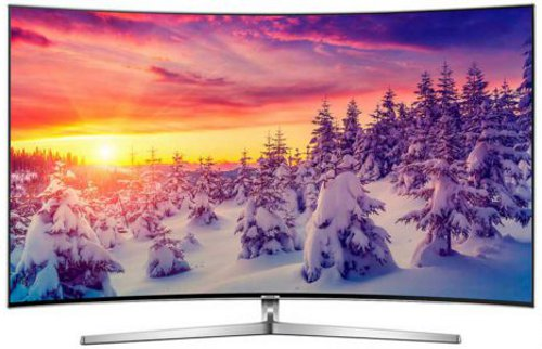 Samsung MU9000 4K Ultra HD 65 Inch Curved Smart LED TV